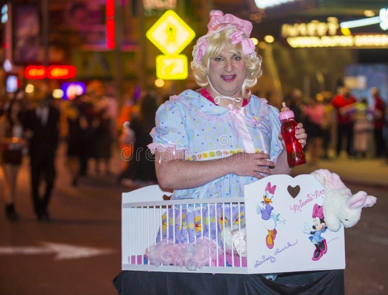 Las Vegas Halloween parade
