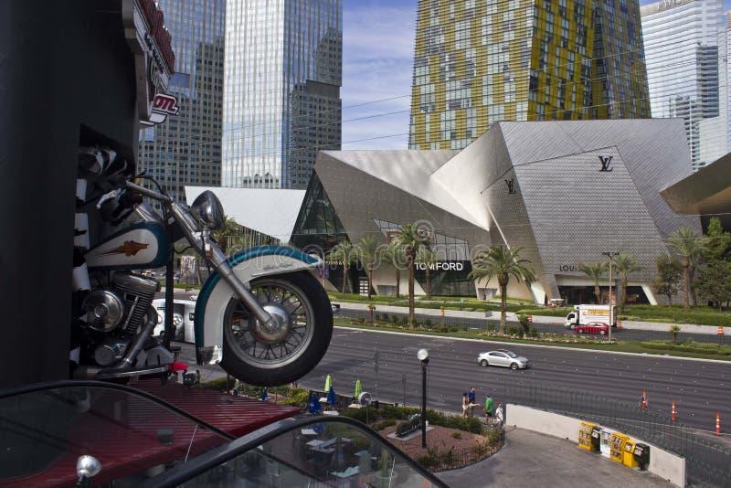 Las Vegas Harley Davidson Cafe photographie stock libre de droits