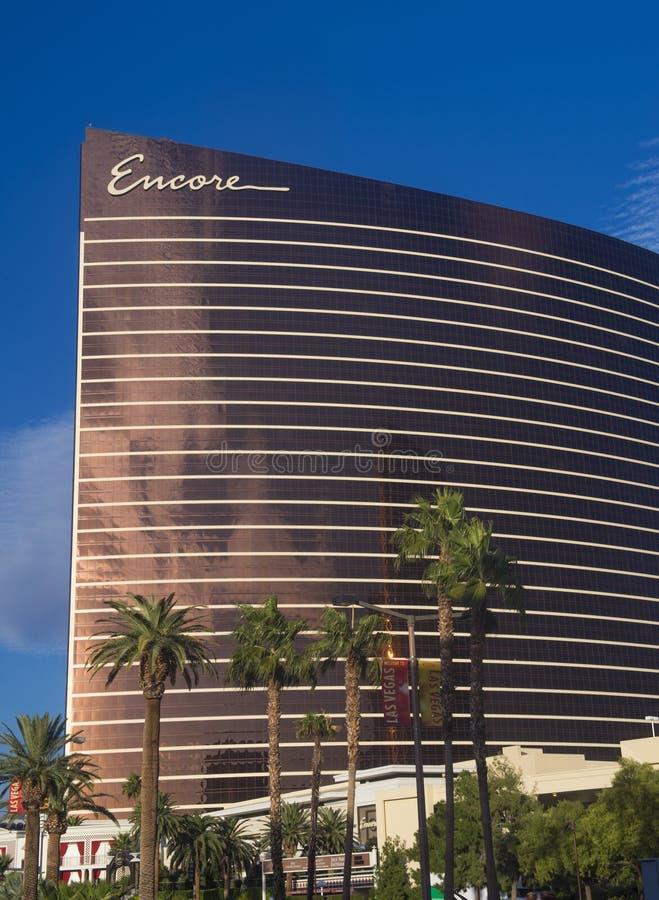Las Vegas, hotel de la repetición imagen de archivo libre de regalías