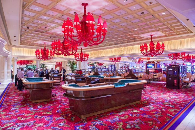 Las Vegas, hotel de la repetición fotos de archivo libres de regalías