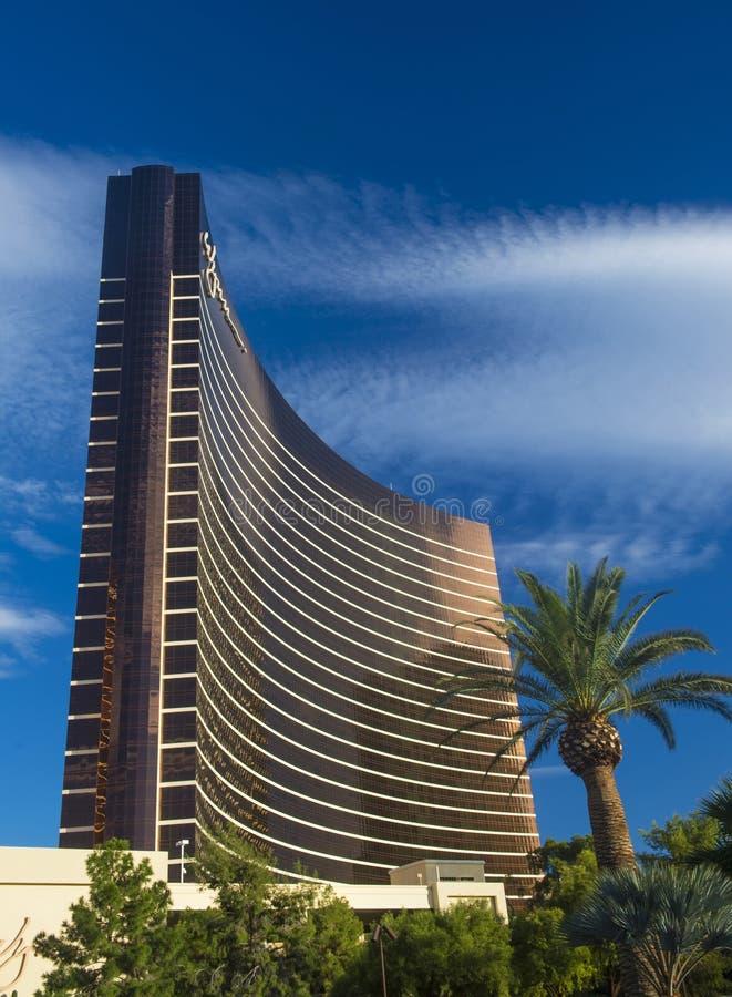 Las Vegas, hotel de Wynn imagenes de archivo