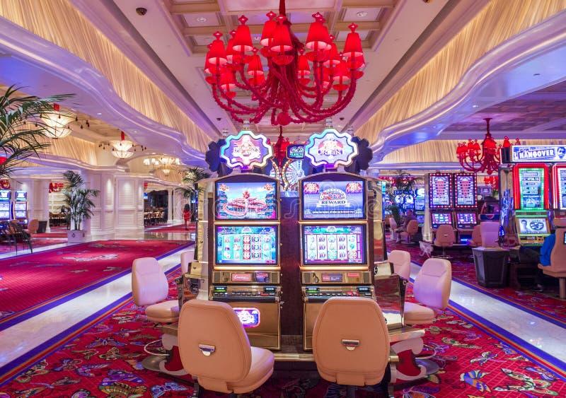 Las Vegas, hotel do encore foto de stock