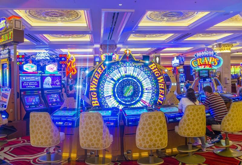 Las Vegas, hotel veneciano fotografía de archivo