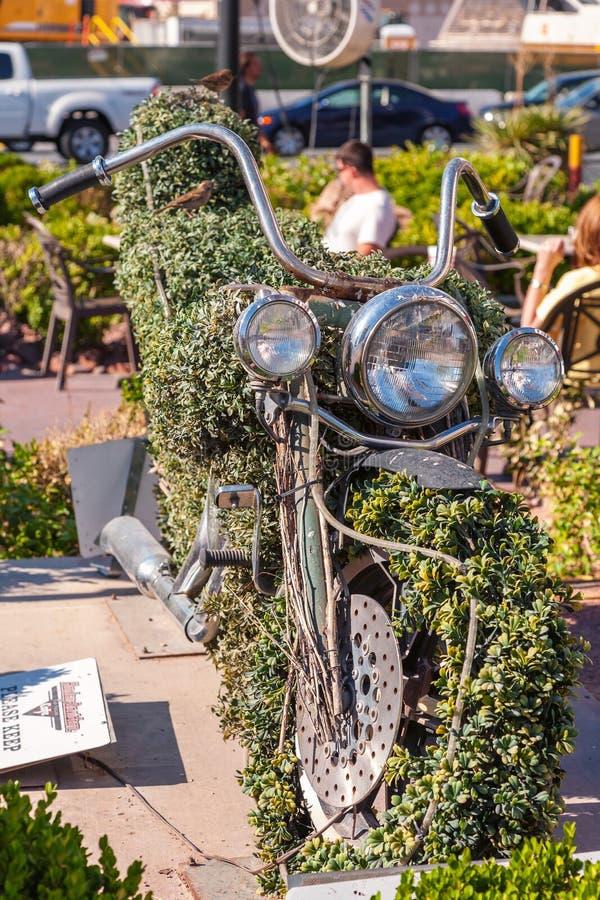 LAS VEGAS, MAJ - 14: Harley Davidson kawiarnia dalej może obrazy royalty free