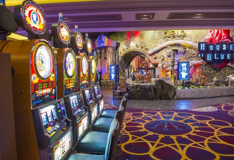 Las Vegas-mandalay fjärd royaltyfri fotografi
