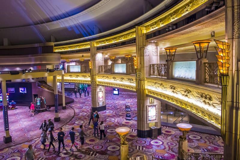 Las Vegas MGM image stock