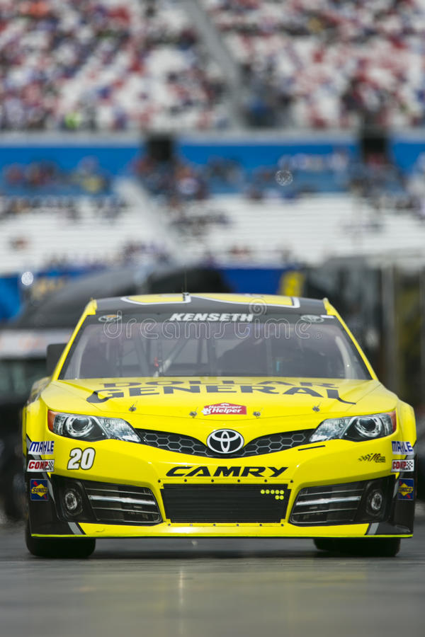 NASCAR : Le 9 mars Kobalt usine 400 photo stock