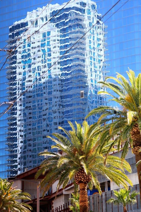Las Vegas nel Nevada fotografia stock libera da diritti