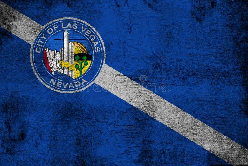 Las Vegas Nevada stock illustratie