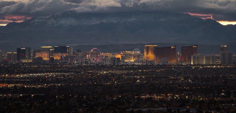 Las Vegas, Nevada royalty-vrije stock afbeelding