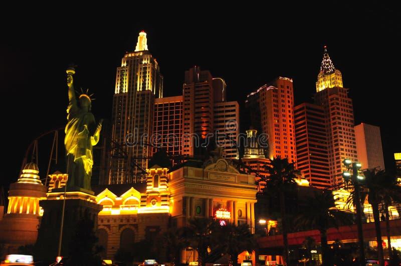 Las Vegas Nevada royaltyfria foton