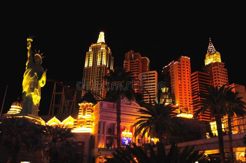 Las Vegas Nevada arkivfoton