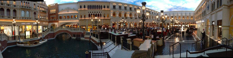 Las Vegas Nevada royaltyfri fotografi