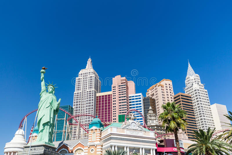 Las Vegas, Nevada stock afbeelding
