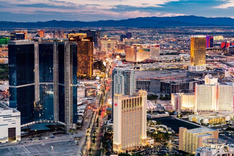 Las Vegas, Nevada imagen de archivo