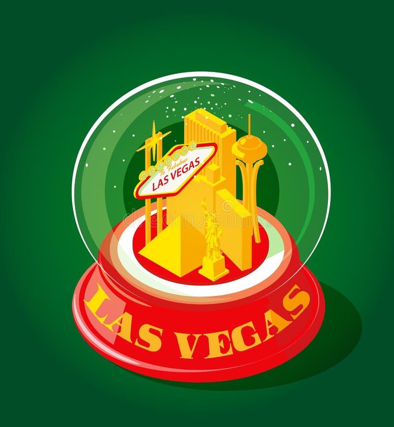 Las Vegas Nevada foto de stock royalty free