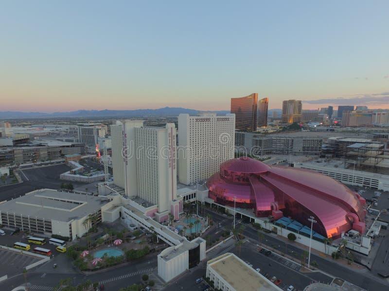 Las Vegas, Nevada, los E imágenes de archivo libres de regalías