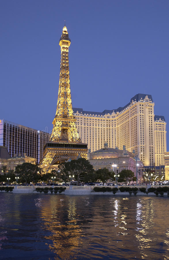 Download Las Vegas - Nevada - USA editorial photography. Image of reflection - 20623207