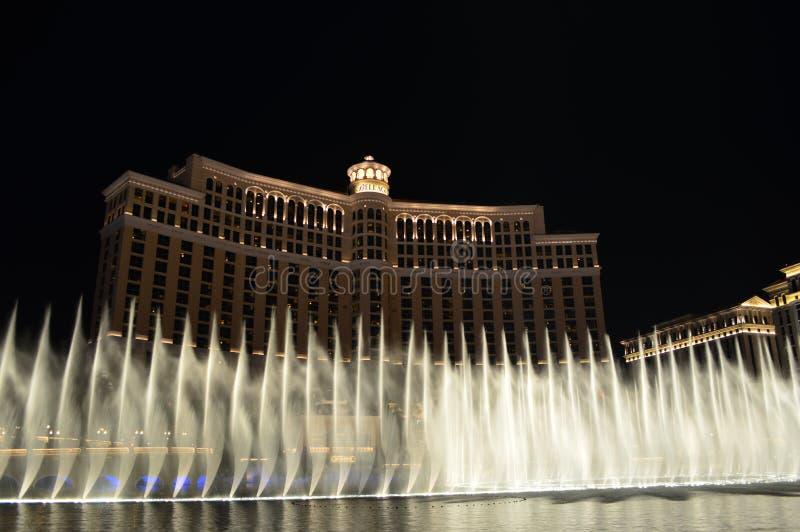 Las Vegas Nevada, USA - Januari 24, 2015: Ny York-ny York hotell & kasino arkivbilder