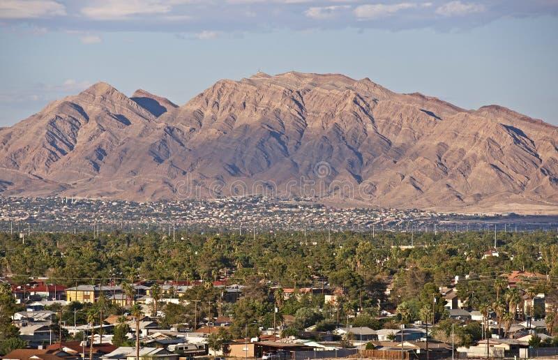Las Vegas norte fotos de stock
