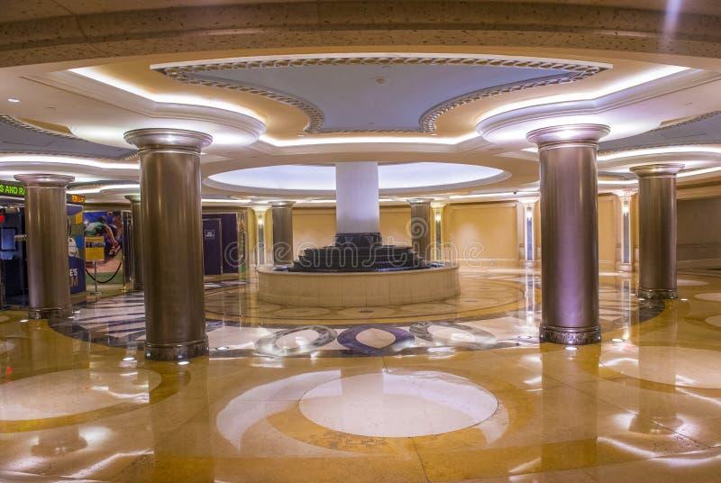 Las Vegas - Palazzo interior royalty free stock image