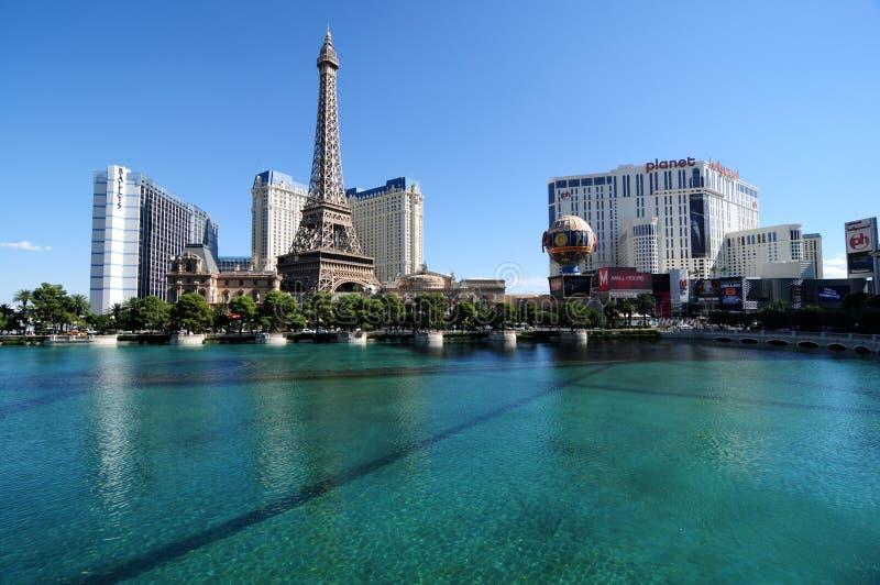 Las Vegas Pasek zdjęcia royalty free