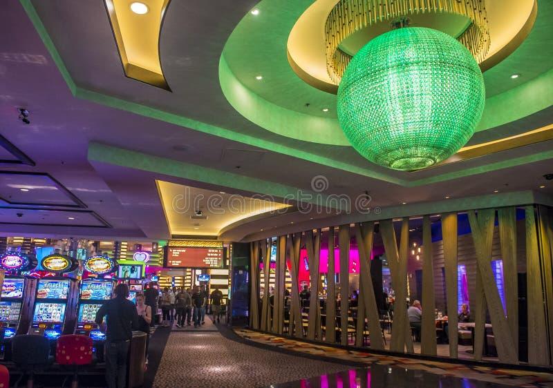 Las Vegas, planeta Hollywood foto de archivo