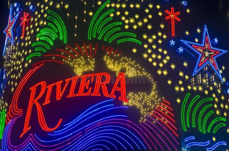 Las Vegas, Riviera fotos de archivo libres de regalías
