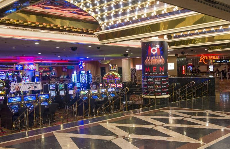 Las Vegas, Riviera obrazy royalty free