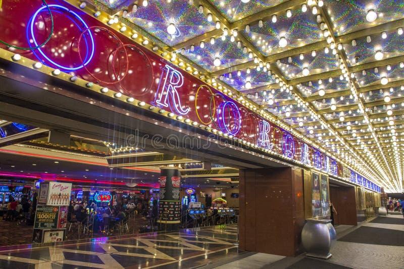 Las Vegas , Riviera royalty free stock photos