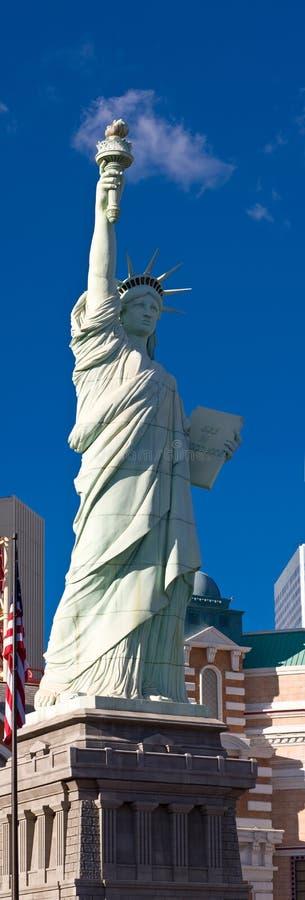 Las Vegas Statue Of Liberty Editorial Stock Photo