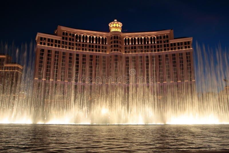 Las Vegas Strips, Nevada, USA royalty free stock image
