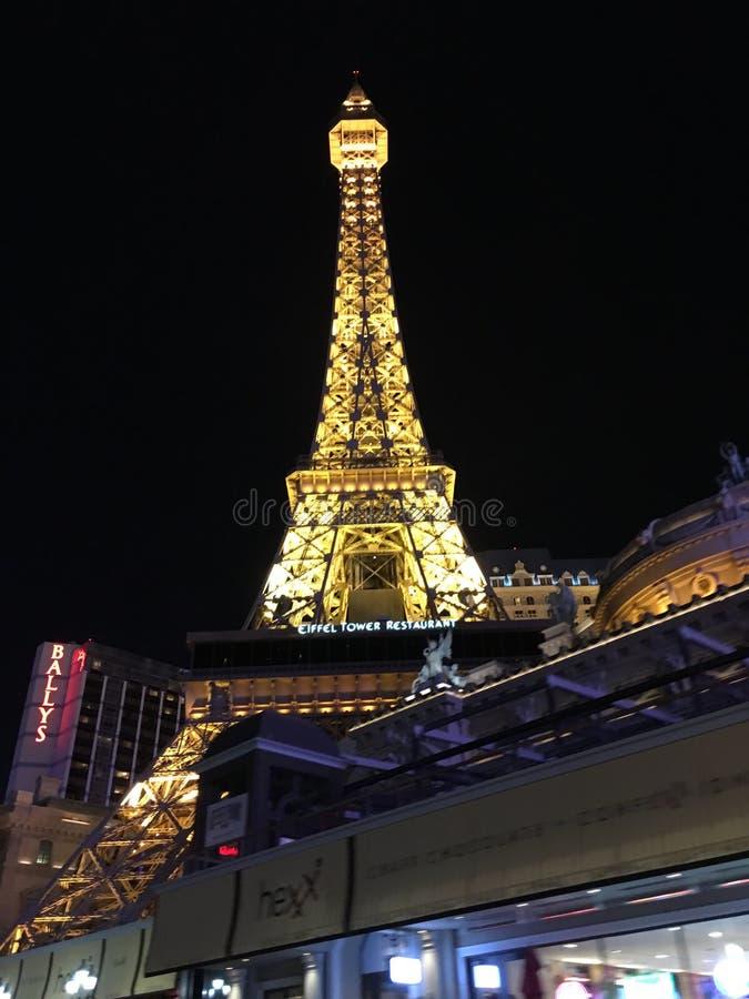 Las Vegas strp fotografering för bildbyråer