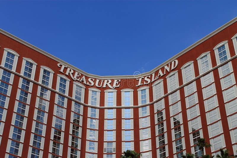 Las Vegas - Treasure Island Hotel And Casino Editorial Image