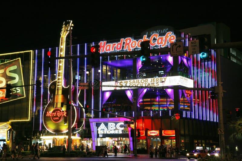 LAS VEGAS, US - SEPTEMBER 04: People walking in Las Vegas Strip stock image