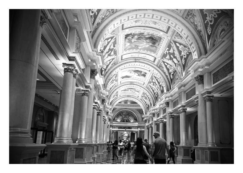 Las Vegas veneciano imagen de archivo
