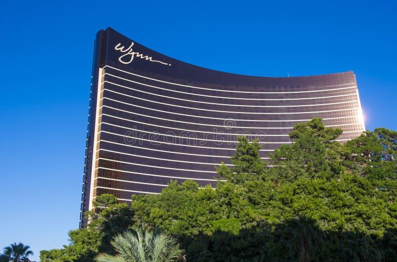 Las Vegas, Wynn-hotel stock fotografie