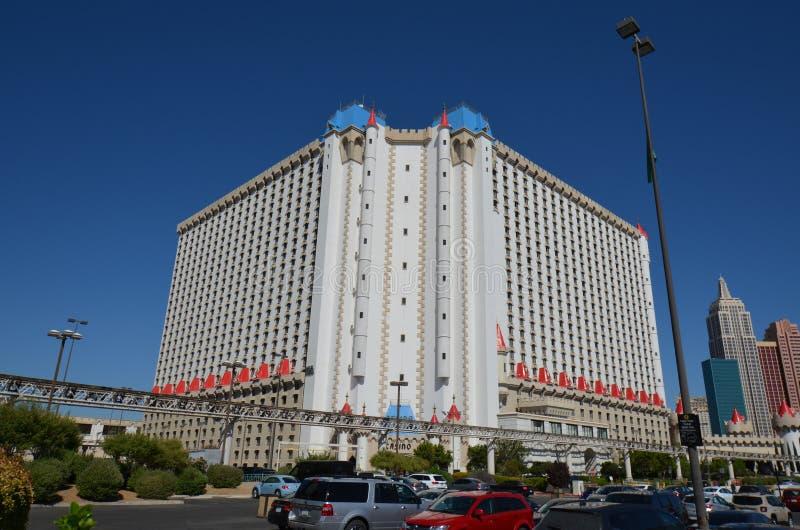 Las Vegas, zona metropolitana, señal, bloque de torre, ciudad imagen de archivo libre de regalías