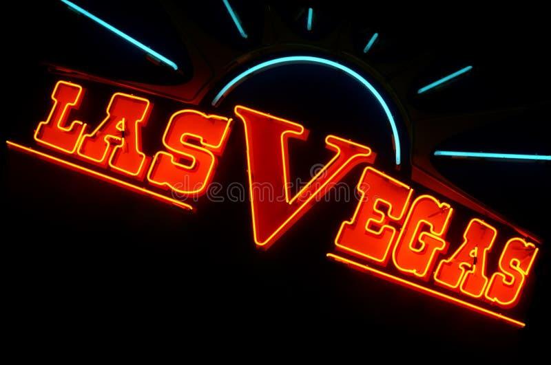 Las- Vegasleuchten stockfotografie