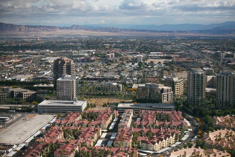 Las- Vegastal lizenzfreie stockfotografie