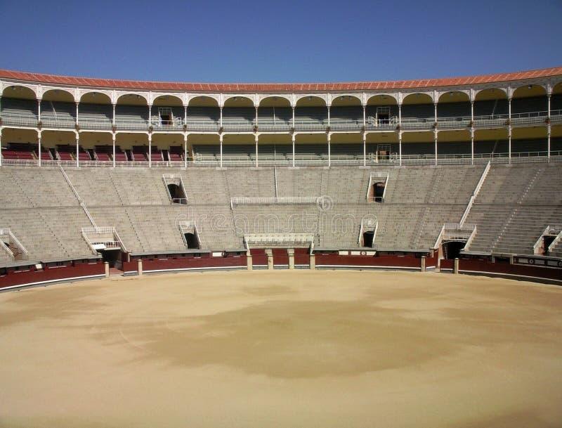 Download Las Ventas stockbild. Bild von amphitheatre, kampf, piazza - 12202511