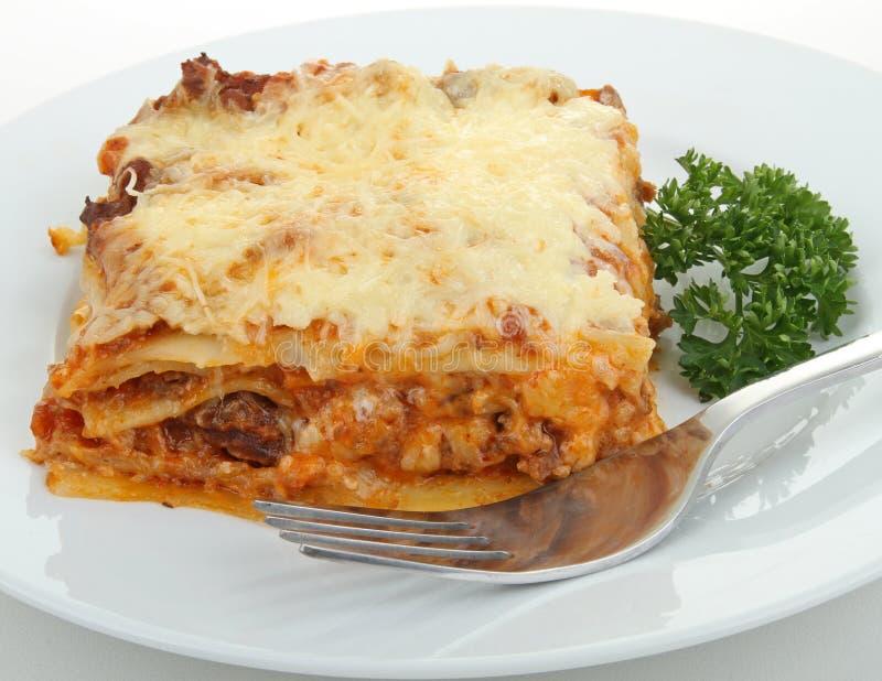 Lasagna foto de stock royalty free