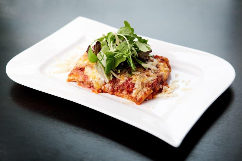 Download Lasagna stock photo. Image of fork, lasagne, meal, meat - 21336134