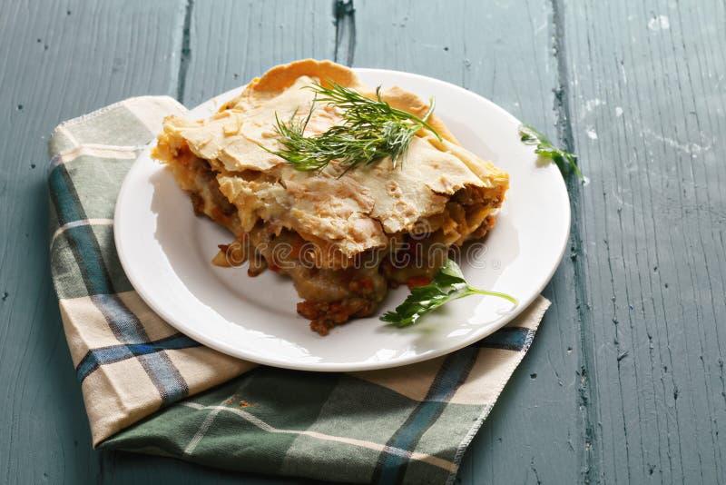 Lasagna zdjęcia royalty free