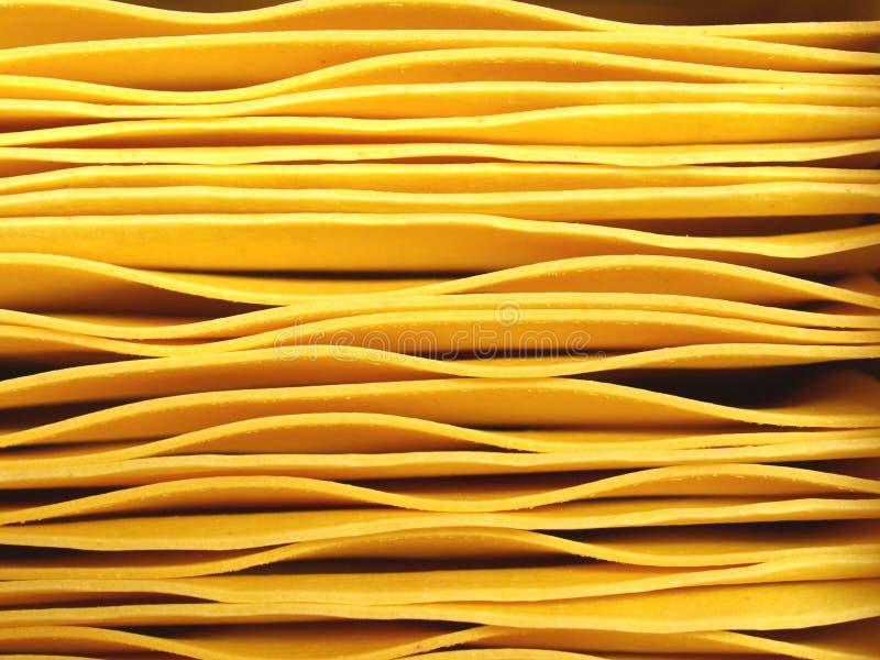 lasagne στοκ εικόνα