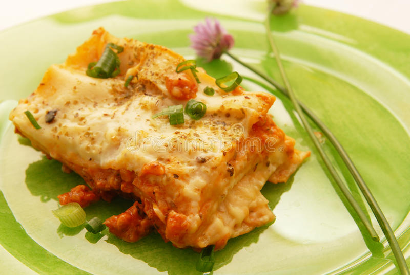 Lasagne photos stock