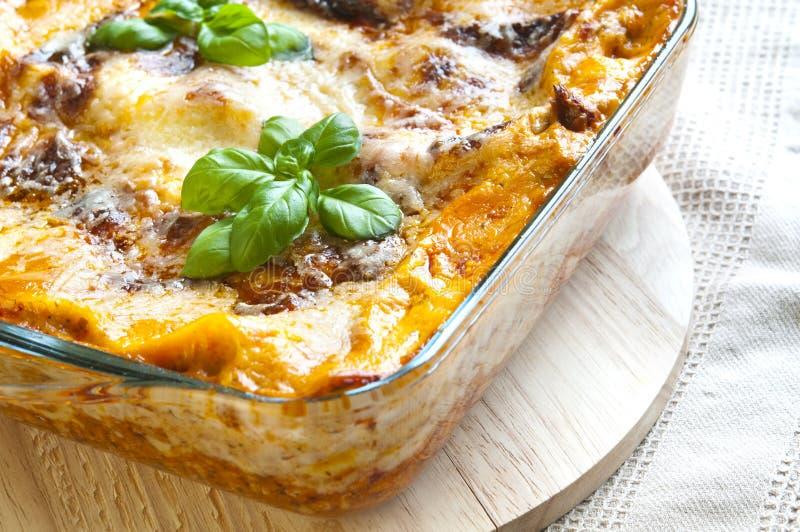 Lasagne стоковые изображения