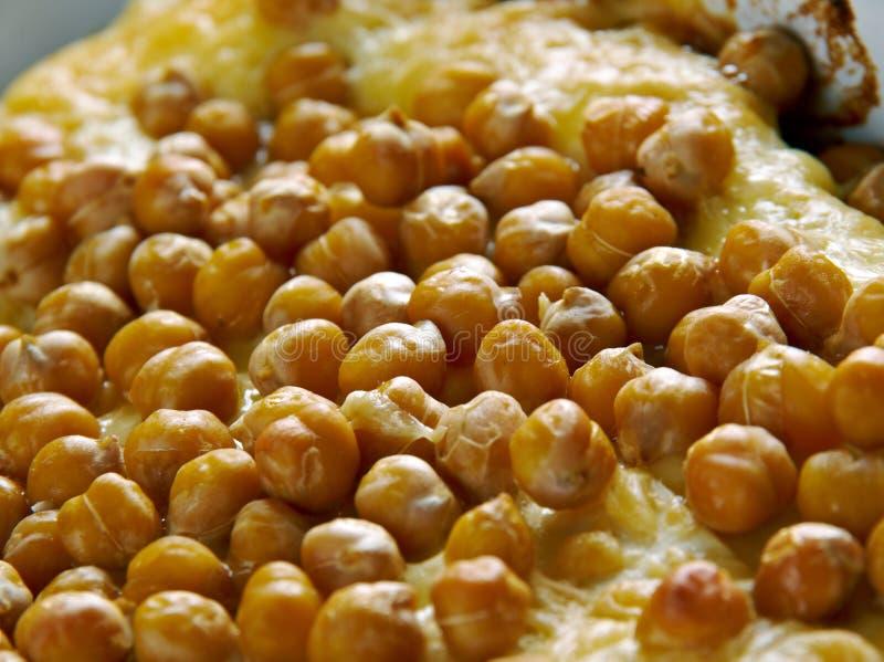 Lasagne algérien chaud image libre de droits