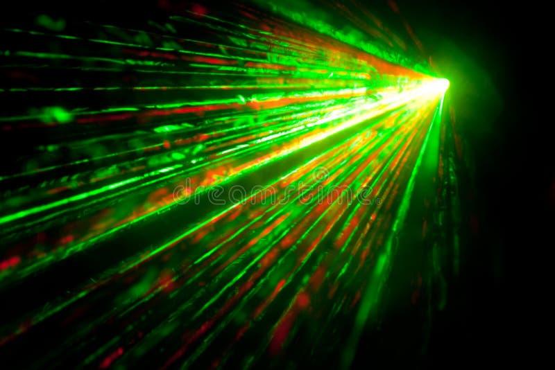 Laser foto de archivo