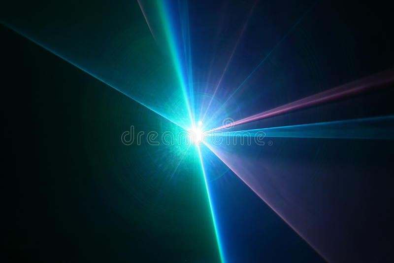 Laser royalty free stock photo